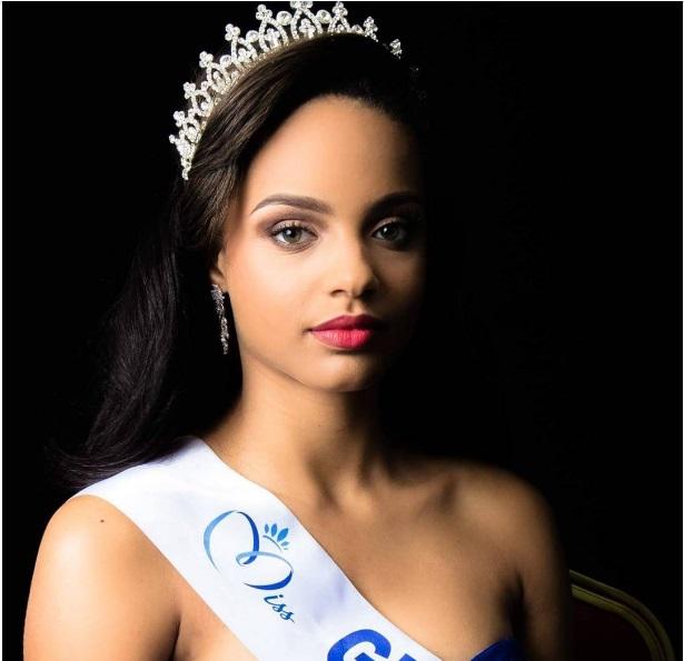 Miss guyane alicia aylies lue miss france 2017 - Miss france guyane 2017 ...